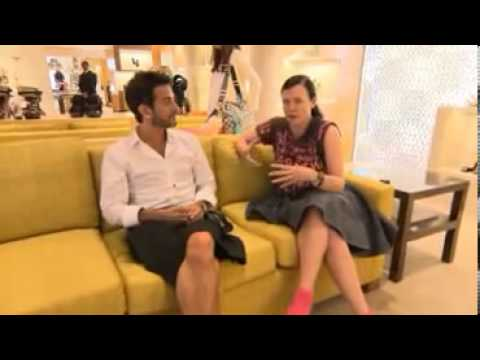 Marc Jacobs & Katie Grand Collaboration Interview