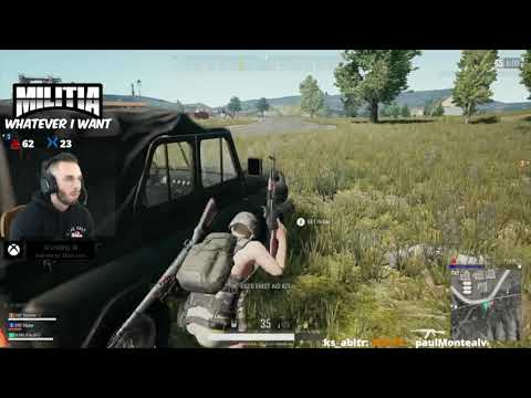 PUBG XBOX ONE X GAMEPLAY