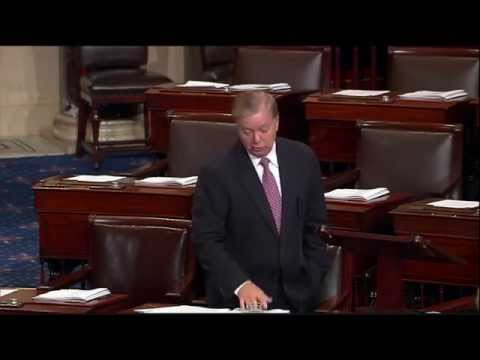 Graham Speaks Out Against Obama's Disastrous Nuclear Deal with Iran