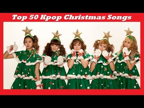 Top 50 Kpop Christmas Songs