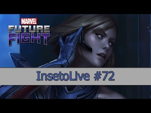 Notice Me, #NetmarbledoBem - InsetoLive #72 - Marvel Future Fight