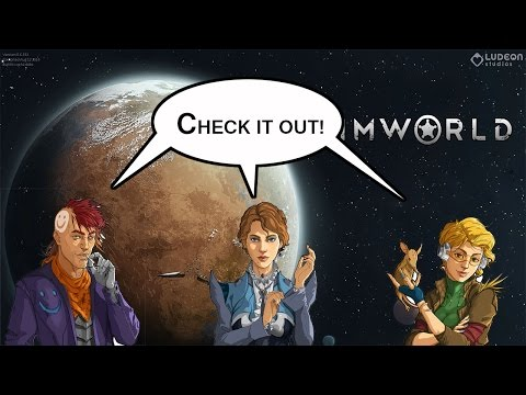 Kidnapping Ep1 - Modded RimWorld Alpha 8 - Let's Play Epyk