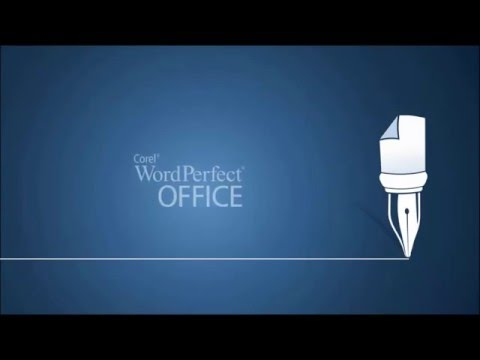 WordPerfect Office X8 Overview