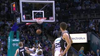 NBA: Brook Lopez Drops 34 on the Hornets