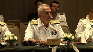 Ομιλία του Αρχηγού ΓΕΕΘΑ στην 11η Διαβαλκανική Σύνοδο Αρχηγών ΓΕΕΘΑ thumbnail