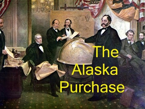 The Alaska Purchase (Story Time with Mr. Beat)