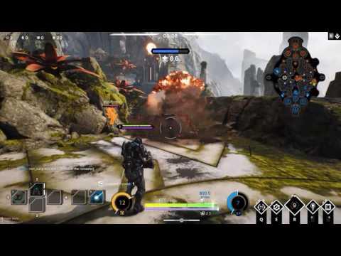 Paragon Gameplay | Murdock | Sniper | COOP Human VS Bot