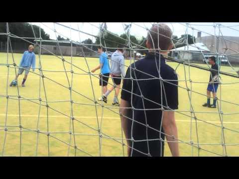 Darwin football training