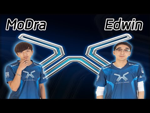 [Point Blank] - MoDra VS Edwin ซ้อมให้พี่ชายก่อนไปชิงแชมป์โลก