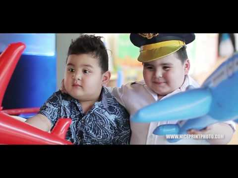 Baeby Baste's 4th Birthday Highlights Video by Nice Print Photography