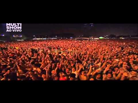 Linkin Park Live in Sao Paulo - In BraziL