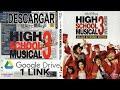 "Descargar ""HIGH SCHOOL MUSICAL 3"" en Español LATINO(Full HD)"