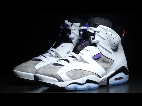 """bac01ca48e1dcf AIR JORDAN 6 """"FLINT"""" THOUGHTS AND DETAILED LOOK (MUST SEE) !!! - YouTube"""