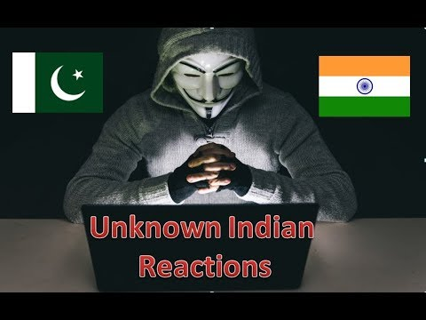 Unknown Indian Reactions - On Pakistani Song -Dushman Ke Bachchon Ko
