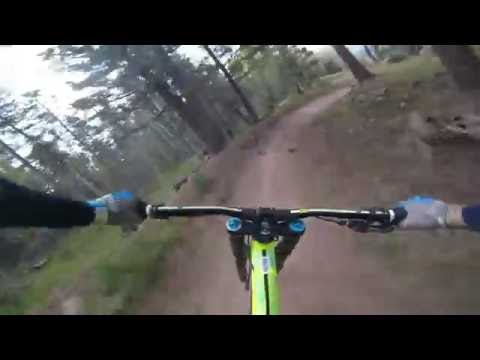 Angel Fire Bike Park- Boulder Dash
