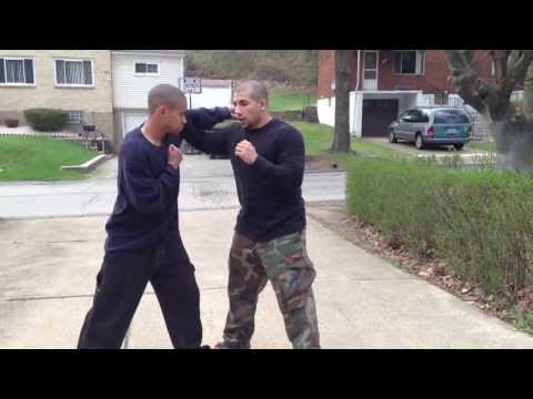 Self Defense: Haymaker Defense