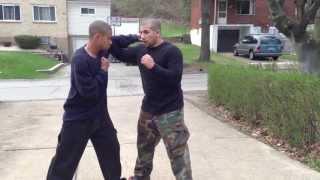 Self Defense: Haymaker Defense