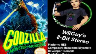 Godzilla: Monster of Monsters (NES) Soundtrack - 8BitStereo