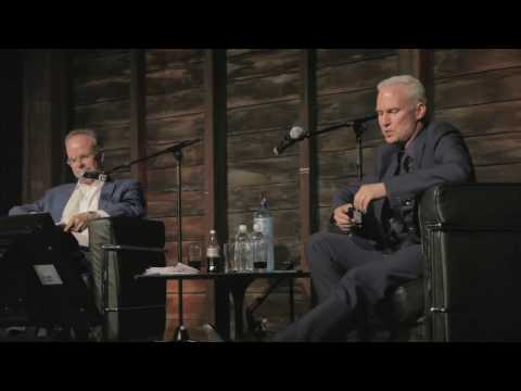 Hans Ulrich Obrist and Klaus Biesenbach Keynote I 13 Rooms