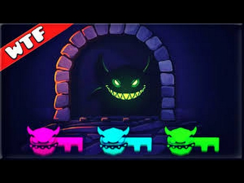 The cage is open! (GEOMETRY DASH)