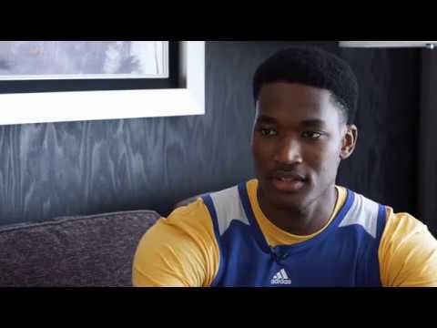 2017 NBA Summer League: Damian Jones Interview