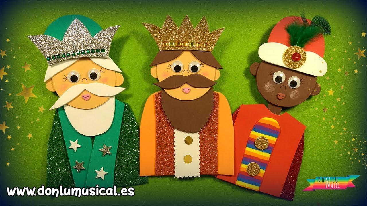 Dias De Reyes Magos Descargar carta para los reyes magos. manualidades de navidad