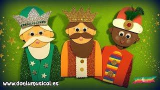 Carta para los Reyes Magos. Manualidades de Navidad para niños