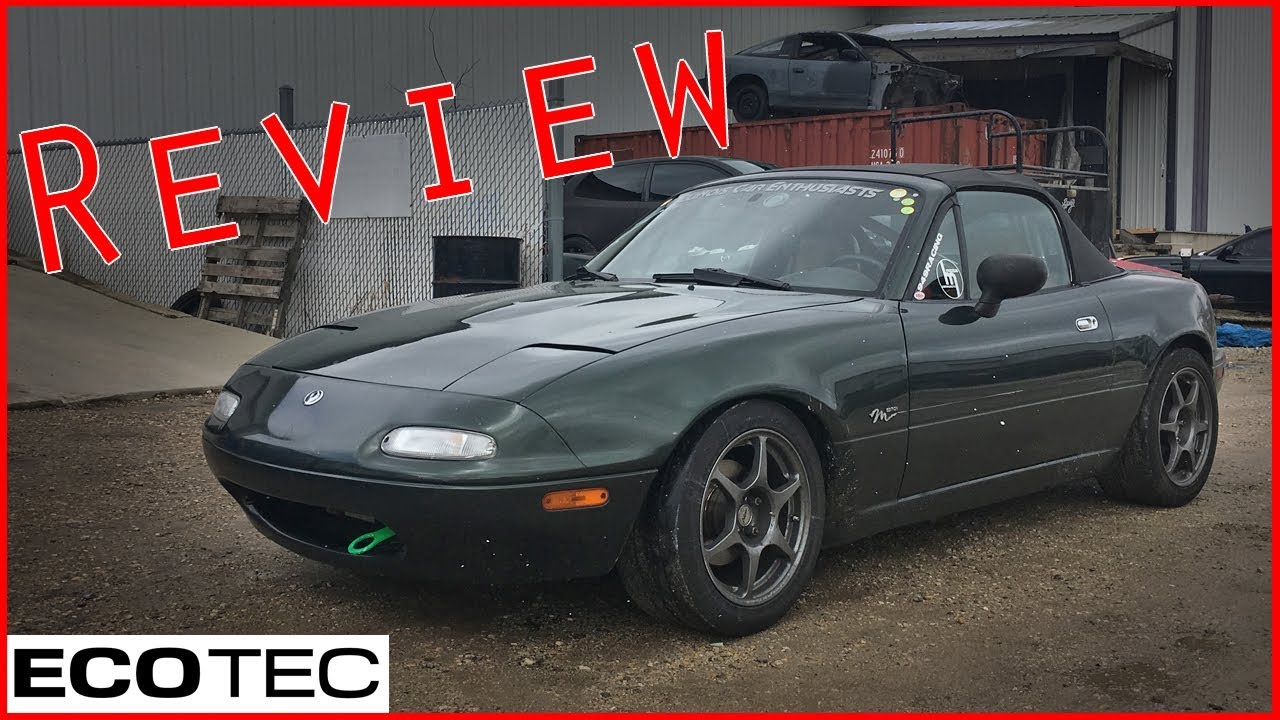 Ecotec Swapped Mazda Miata Review