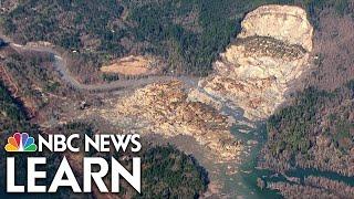NBC News Learn: Landslides thumbnail