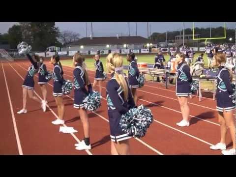 Siegel High School Freshman Cheer Squad