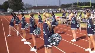 Siegel High School Freshman Cheer Squad