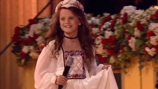 Amira Willighagen & André Rieu : 10 000 people : Standing ovation