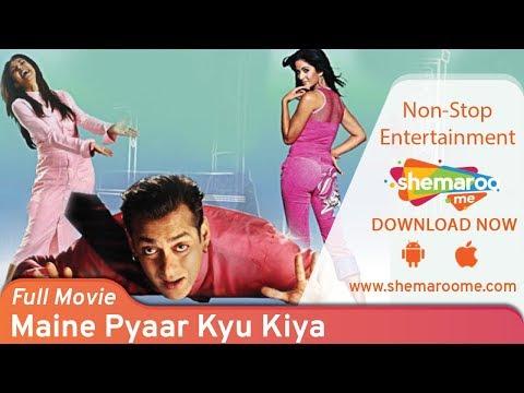 Maine Pyaar Kyu Kiya 2005 HD  Salman Khan  Katrina Kaif  Sushmita Sen