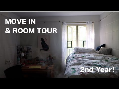 Sophomore Room Tour! | Haverford College