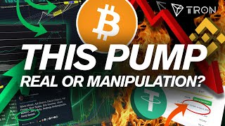 BITCOIN Takes OFF! But… Can We Trust This PUMP?