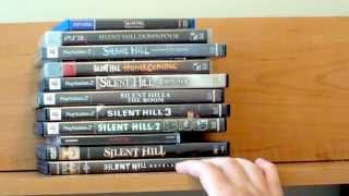 Video Game Series - Silent Hill 1999-2015