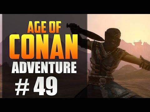 Age of Conan | Gateway of Khitai | Assassin Gameplay