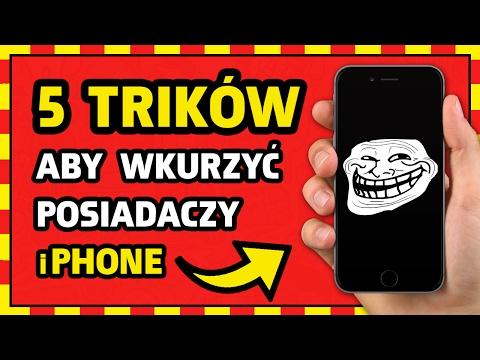 5 PROSTYCH TRIKÓW, KTÓRE WKURZĄ POSIADACZY iPHONE!