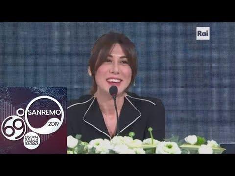Virginia Raffaele: 'Spero di essere all'altezza e di farvi divertire' - Festival di Sanremo 2019