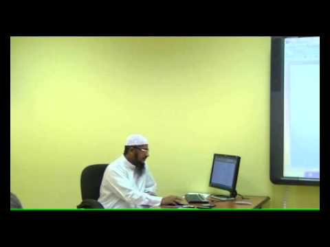 Hajj Procedure By Maulana Abdul Hafeez Part   1