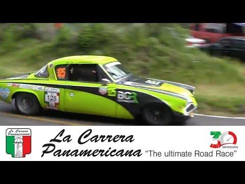Carrera Panamericana 2017 Mil Cumbres