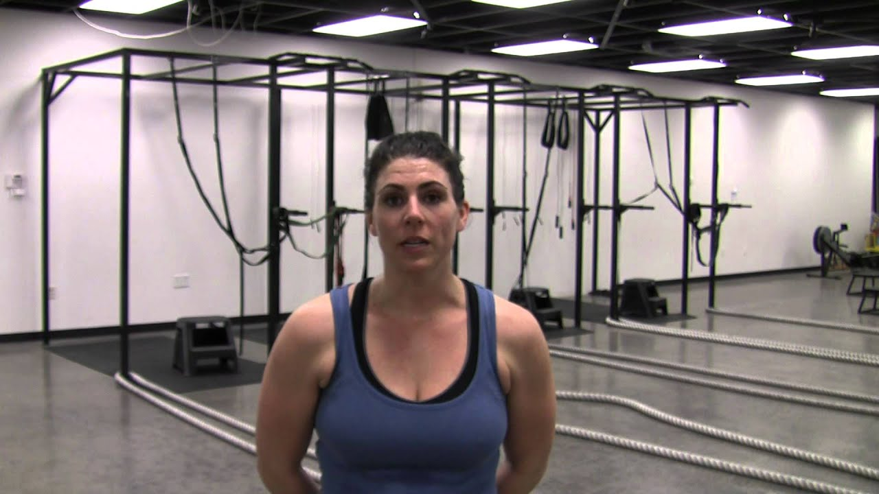 Las Vegas Personal Trainer - Kelly loves Raw Fitness - YouTube