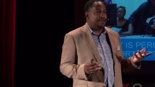 The New Digital Divide: The Perception Problem | Navarrow Wright | TEDxSoleburySchool