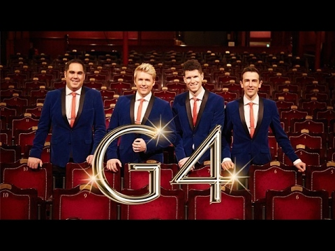 G4 LOVE SONGS 2017 New Album & Tour EXCLUSIVE Interview