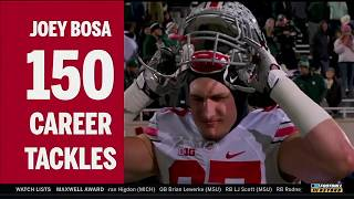 The Bosa Brothers | Ohio State | Big Ten Football