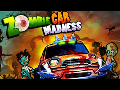 Zombie Car MadnessWalkthrough