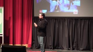 Lessons from a recovering people pleaser: Jerry DeWitt at TEDxTU