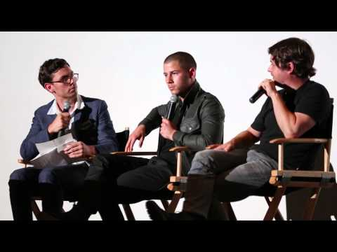 Nick Jonas interview at Outfest LA