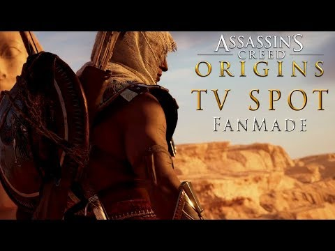 Assassin s Creed Origins - TV Spot  | It All Starts With One