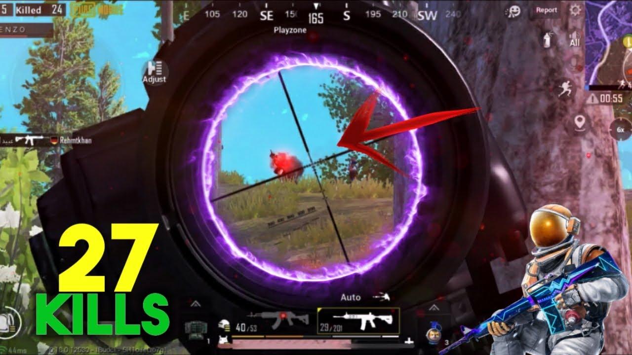 Piro Squad Rush On Me!! | 27 Kills | Solo Vs Squad | PUBG Mobile | Enzo PUBG |